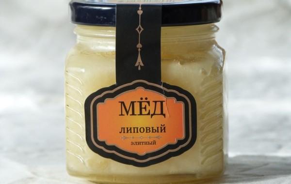 Мёд с маньчжурской липы